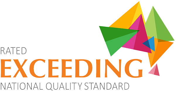 RatedExceedingLogo Not background