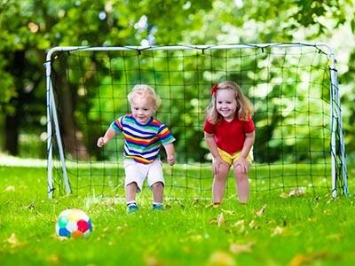 Robina Childcare soccer