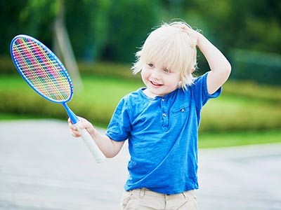 Robina Childcare tennis