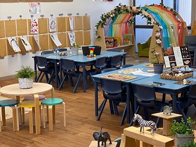 Robina Childcare room 4