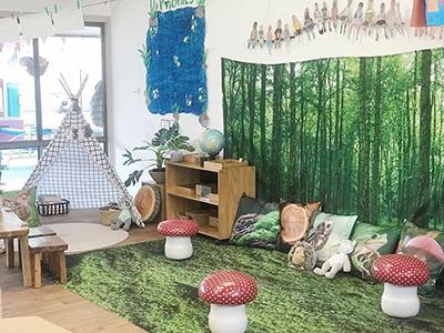 Robina Childcare room 3