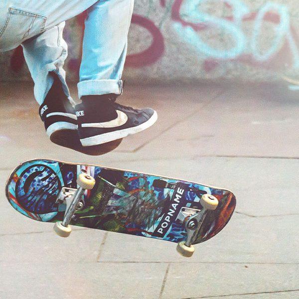 Skateboarding A&H